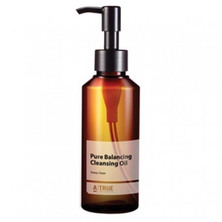 Очищающее гидрофильное масло A-True Pure Balancing Cleansing Oil