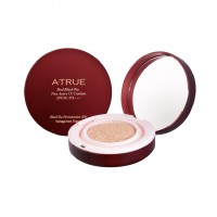 Ухаживающий СС крем A-True Real Black Tea True Active CC Cushion SPF50+/PA+++