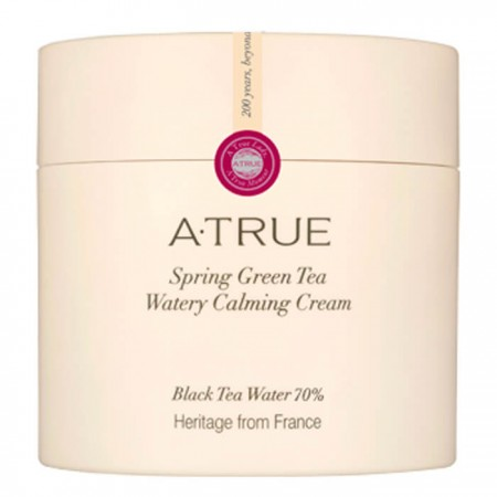 Увлажняющий крем A-True Spring Green Tea Watery Calming Cream