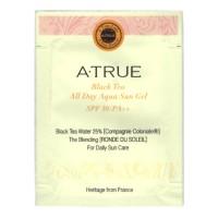 Пробник Солнцезащитный крем-гель A-True Black Tea All Day Aqua Sun Gel SPF 30/PA++