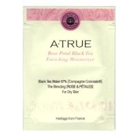 Пробник Увлажняющий лосьон A-True Rose Petal Black Tea Enriching Moisturizer