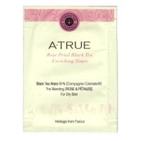 Пробник Питательный тоник A-True Rose Petal Black Tea Enriching Toner