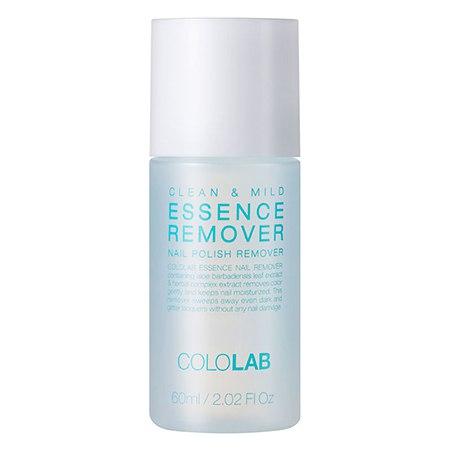 Жидкость для снятия лака с ацетоном COLOLAB Essence Remover