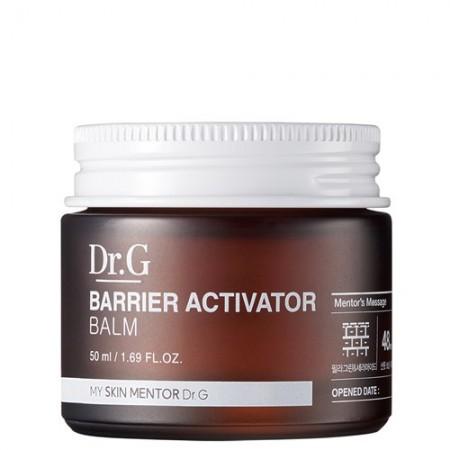 Защитный крем-бальзам для сухой и чувствительной кожи Dr.G Barrier Activator Cream Balm