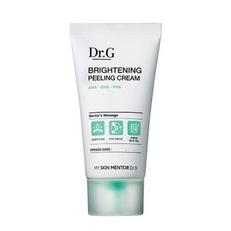Обновляющий крем глубокого действия Dr.G Brightening Peeling Cream