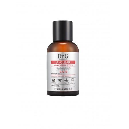 Тоник с арома-маслами для проблемной кожи  Dr.G A-Clear Aroma Spot Toner 50 ml