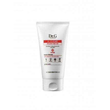 Очищающая пенка для проблемной кожи Dr.G A-Clear Foam Cream