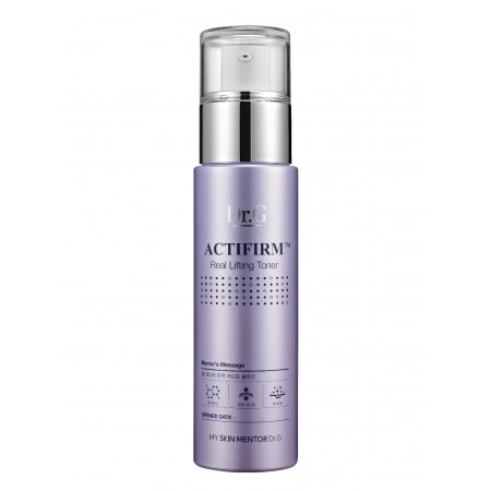 Лифтинг тоник Dr.G Actifirm Real Lifting Toner