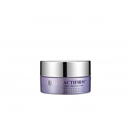 Крем лифтинг для кожи вокруг глаз со стволовыми клетками Dr.G Actifirm Real Lifting Eye Cream
