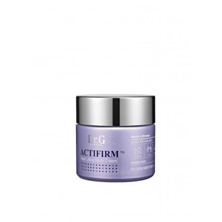 Лифтинг крем для шеи со стволовыми клетками Dr.G Actifirm Real Lifting Neck Cream