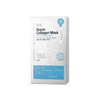 Увлажняющие тканевые маски с коллагеном Dr.G Aqua Collagen Mask (упаковка 10 шт.)