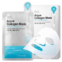 Увлажняющая маска с коллагеном Dr.G Aqua Collagen Mask