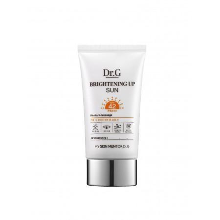 Солнцезащитный крем Dr.G Brightening Up Sun SPF42 PA+++
