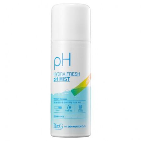 Увлажняющий мист-тоник Dr.G Hydra Fresh Ph Mist 80 ml