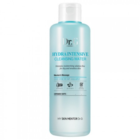 Интенсивно очищающая вода Dr.G Hydra Intensive Cleansing Water