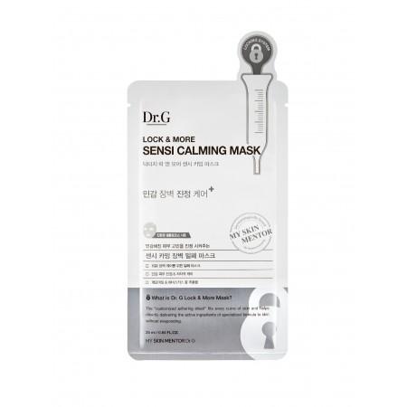 Успокаивающая маска Dr.G Lock & More Sensi Calming Mask