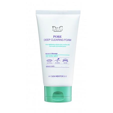 Пенка для лица Dr.G Pore Deep Clearing Foam