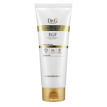 Пенка для умывания с EGF Dr.G Revital Enhancer Foam Cleanser