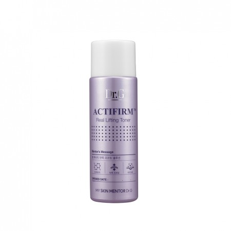 Миниатюра лифтинг тоник Dr.G Actifirm Real Lifting Toner 30 ml