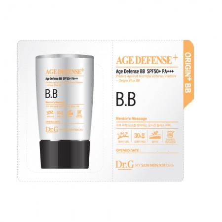 Пробник антивозрастного BB крема Dr.G Age Defense BB SPF50+ PA+++ 1 ml