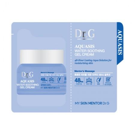 Пробник успокаивающий крем-гель Dr.G Aquasis Water Soothing Gel Cream 2 ml