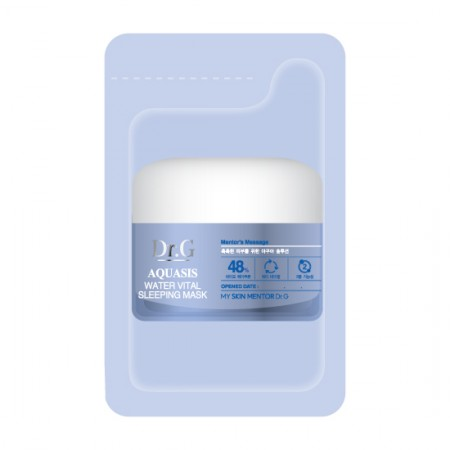 Пробник ночная крем-маска Dr.G Aquasis Water Vital Sleeping Mask 2 ml