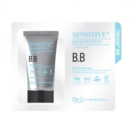 Пробник мягкий ежедневный ББ крем Dr.G Daily Safe BB 1 ml