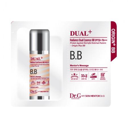 Пробник BB эссенция-сыворотка Dr.G Radiance Dual Essence BB 1 ml