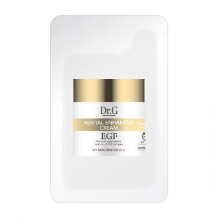 Пробник антивозрастной крем Dr.G Revital Enhancer Cream EGF 1 ml