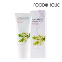 Увлажняющий крем для рук с экстрактом цветов акации FoodaHolic Acacia Moisture Hand Cream 100ml