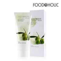 Увлажняющий крем для рук с экстрактом оливы FoodaHolic Olive Moisture Hand Cream 100 ml