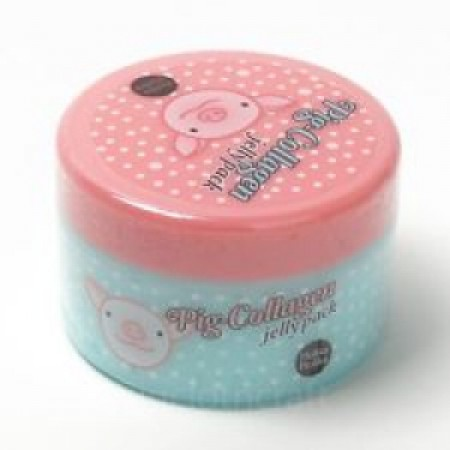 "Ночная маска для лица ""Пиг-коллаген джелли пэк"" Holika Holika Pig-Collagen jelly pack 80g"