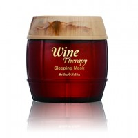 Ночная маска Holika Holika Wine Therapy Sleeping Mask (Red Wine)