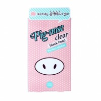 Очищающие полоски для носа Holika Holika Pignose clear black head Perfect sticker set