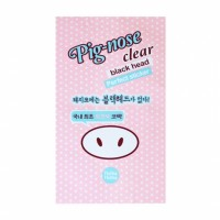 Очищающие полоски для носа Holika Holika Pignose clear black head Perfect sticker