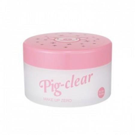 Очищающий крем-сорбет Holika Holika Pig-clear Make Up Zero