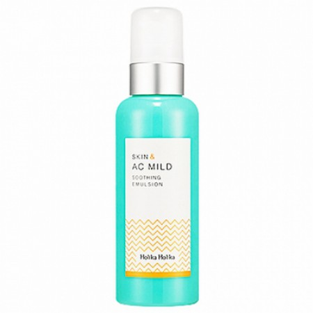 Успокаивающая эмульсия Holika Holika Skin&AC Mild Soothing Emulsion 130ml