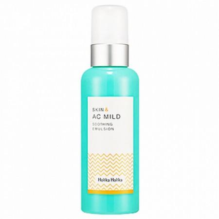 Успокаивающая эмульсия Holika Holika Skin&AC Mild Soothing Emulsion 130ml