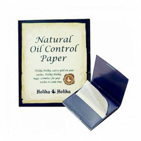 Матирующие салфетки Holika Holika Natural Oil Film (AD_1406)