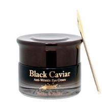 Лифтинг крем для глаз Holika Holika Black Caviar Antiwrinkle Eye Cream