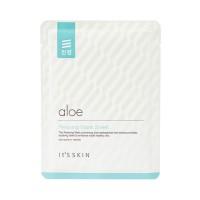 Успокаивающая тканевая маска для лица с экстрактом алоэ вера It's Skin Aloe Relaxing Mask Sheet