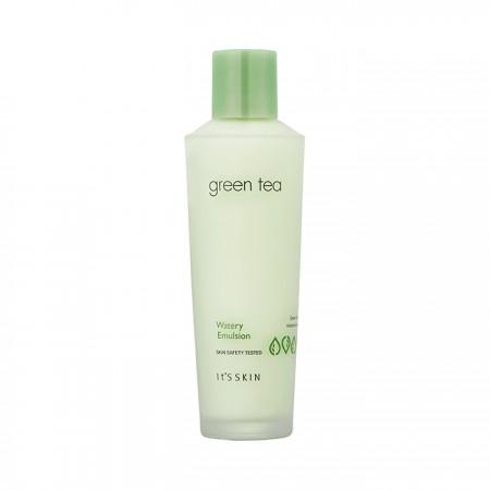 Увлажняющая эмульсия для лица с экстрактом зелёного чая It's Skin Green Tea Watery Emulsion
