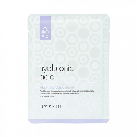 Увлажняющая тканевая маска с гиалуроновой кислотой It's Skin Hyaluronic Acid Moisture Mask Sheet