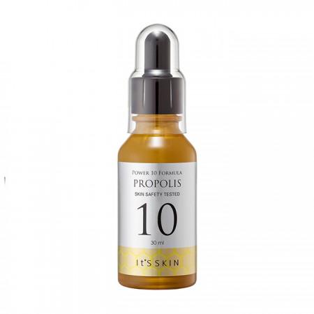 Успокаивающая сыворотка для лица с экстрактом маточного молочка It's Skin Power 10 Formula Propolis