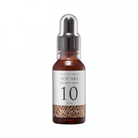 Сыворотка для интенсивного лифтинга лица с пептидом змеиного яда It's Skin Power 10 Formula Syn-Ake