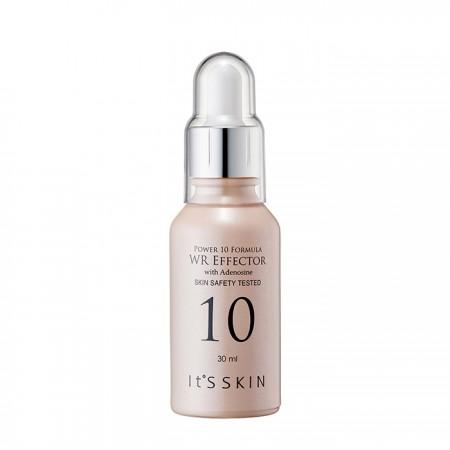 Омолаживающая сыворотка для лица с аденозином и экстрактом чёрной икры It's Skin Power 10 Formula WR Effector