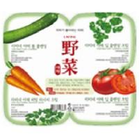 Набор овощных средств Lafine Vegetable Pack 4Pcs