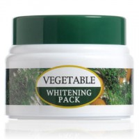 Осветляющая маска Lafine Vegetable Whitening Pack
