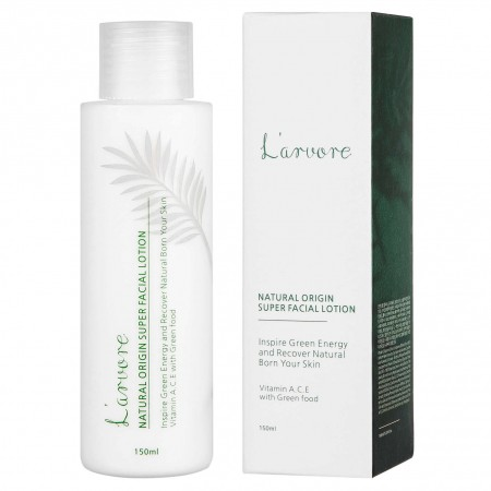"Лосьон балансирующий L'ARVORE ""NATURAL ORIGIN SUPER FACIAL LOTION"""