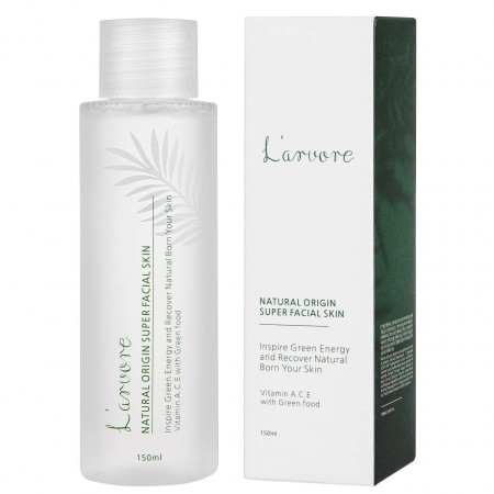 "Тонер балансирующий L'ARVORE ""NATURAL ORIGIN SUPER FACIAL SKIN"""